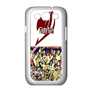 Diy fairy tail Case Cover, DIY Protective Cover Case for Samsung Galaxy S3 I9300 fairy tail