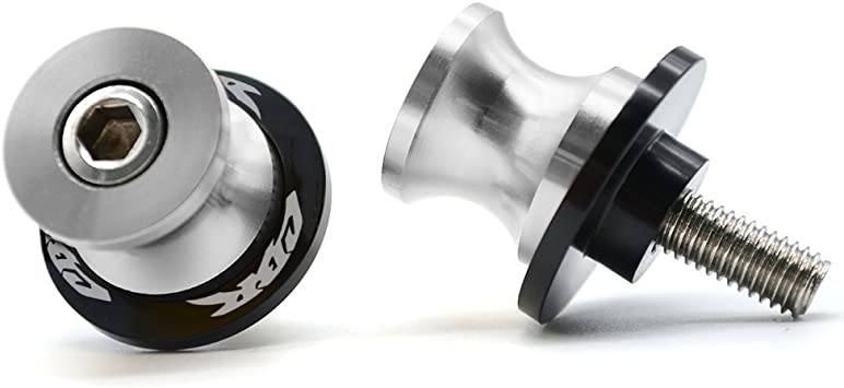 8mm MBS Mfg Swingarm Spool Sliders for Honda and Suzuki