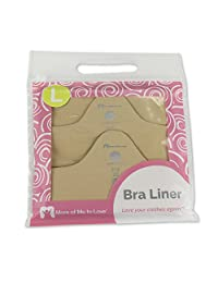 More of Me to Love Bra Liner (Pack of 3) Size XL, Beige