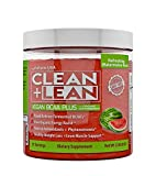 Clean+Lean Vegan BCAA''Plus'' by FitFarm USA: Ultra-Clean Plant Fermented BCAA's + Organic Energy, Diet Support, Phytonutrients,and Antioxidants Fuel and Recharge Body+Mind 100% Natural and GMO-Free