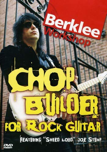 - Chop Builder for Rock Guitar: Berklee Workshop Series