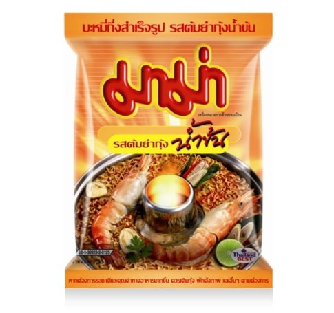 30 BAG SPECIAL MAMA NOODLE SHRIMP CREAMY TOM YUM FLAVOUR SOUP