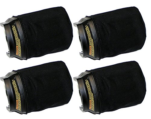 Dewalt DW411/DW412 (4 Pack) Replacement Sander Dust Bag # 608358-00-4pk