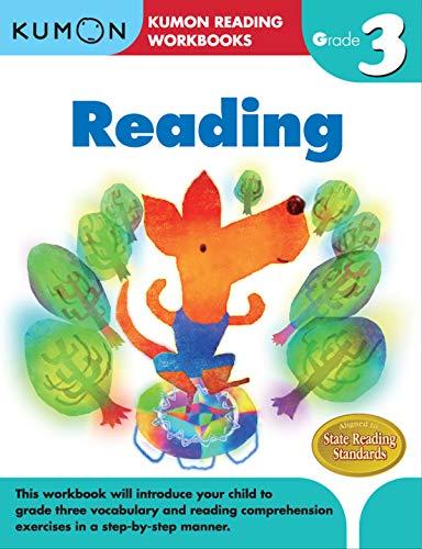 Grade 3 Reading (Kumon Reading Workbooks) (Kumon Math Grade 3)