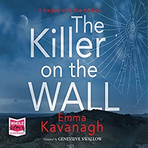 The Killer on the Wall Audiobook