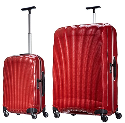 (Samsonite Luggage Black Label Cosmolite 2 Piece Spinner Luggage Set, 32