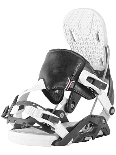 Nidecker Flow Nexus Hybrid Snowboard Binding Stormtrooper, XL