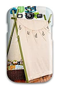 Lovers Gifts Hot Design Premium Tpu Case Cover Galaxy S3 Protection Case(boy8217s Room Play Tent)