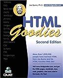 HTML Goodies, Joe Burns, 0789726114