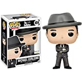 Funko Michael Corleone (B&N Exc) Pop Movies Vinyl Figure & 1 Compatible Graphic Protector Bundle (13528 - B)