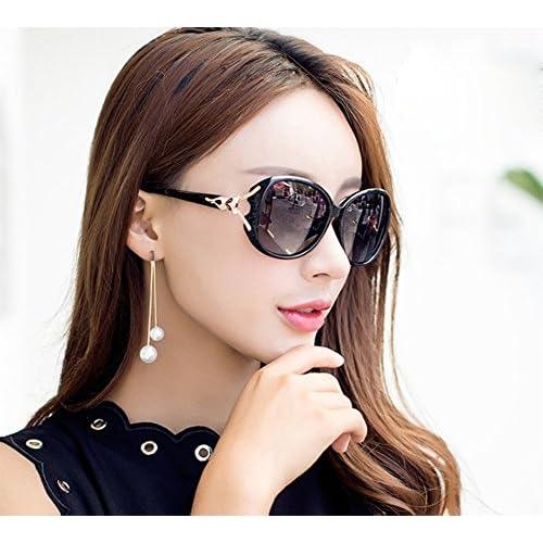 b4e7cb94a0 Nuevo Gafas De Sol De Moda Femenina Gafas De Sol Uv Gafas Polarizadas Gafas  De Conducción