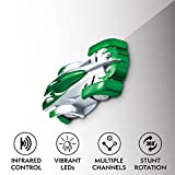 Force1 Wall Climbing RC Car – 4 Assorted Colors Fast Remote Control Car for Boys and Girls w/RC Cars for Kids Remote + USB Charger for RC Car (Green)