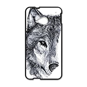 The Wolf Phone Case for HTC M8
