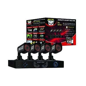 Night Owl PRO-44500 Video Surveillance System