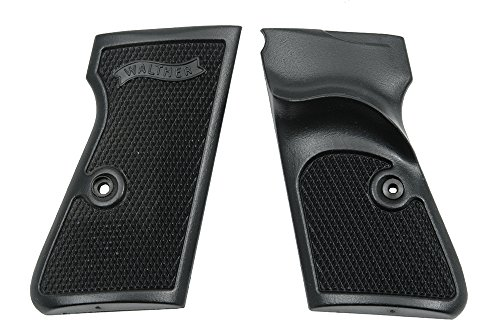 Numrich Walther PP PPKS Checkered Grips (Plastic)
