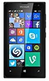 Microsoft Lumia 435 8GB Unlocked GSM Windows 8 Smartphone - Black (International version, No Warranty)