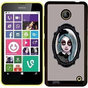 Funda para Nokia Lumia 630 - Harajuku Vampiro by Rouble Rust