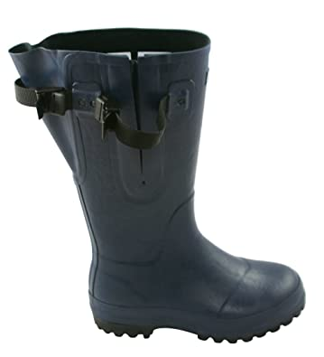 Amazon.com | Extra Wide Calf Rain Boots: Fit up to 20 inch calf ...