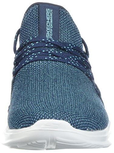 de Teal Go Bleu Fitness Skechers Mojo Femme Run Navy Chaussures Verve XgvA7fq