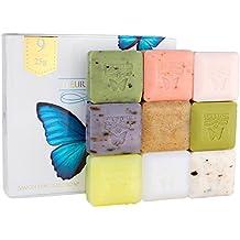 Ecstacy Soaps - Gift Box Set of 9 x 25 Gram Bars
