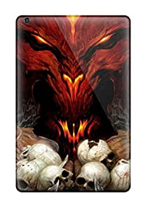 1176240J50610896 MarvinDGarcia Awesome Case Cover Compatible With Ipad Mini 2 - Diablo Iii
