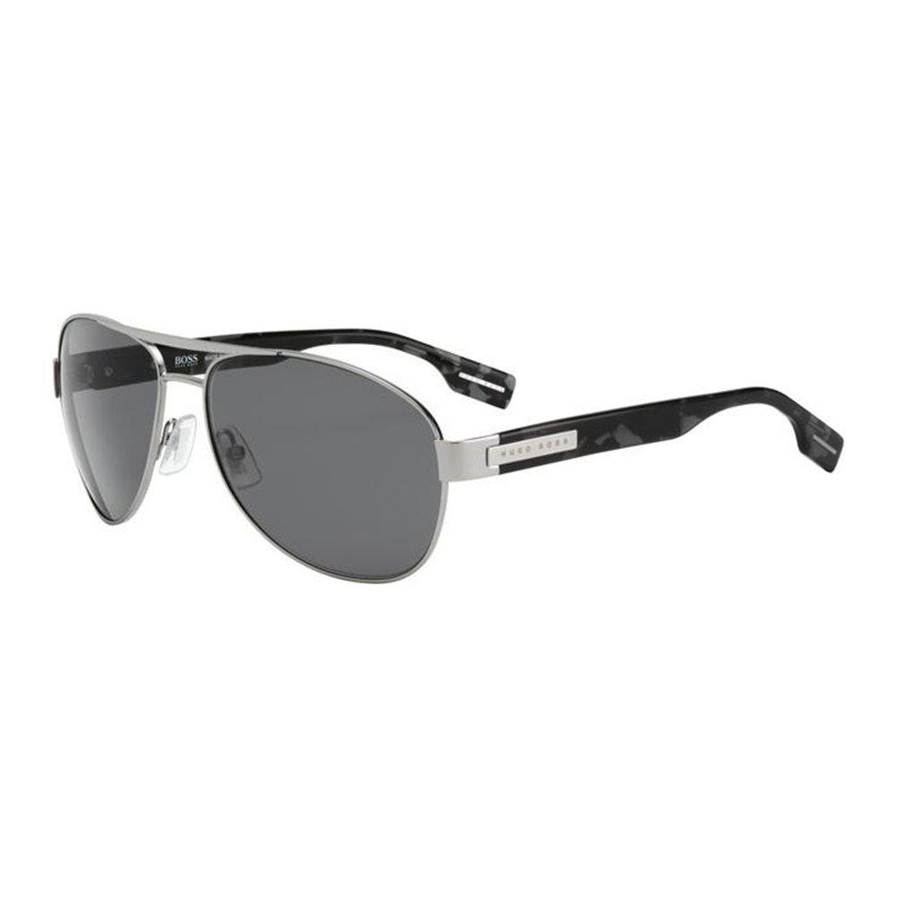 Hugo Boss Gafas de sol Para Hombre 0409/S - XAF/DS: Rutenio ...