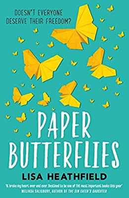 Image result for paper butterflies lisa heathfield