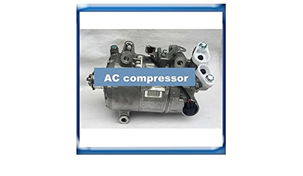 GOWE ac compressor for DENSO 6SEL14C auto ac compressor without clutch for Renault Megane 8200956574 8200719928 4471500010 DCP23031 - - Amazon.com