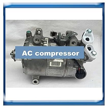 GOWE AC Compresor para Denso 6sel14 C Auto AC Compresor sin embrague para Renault Megane 8200956574