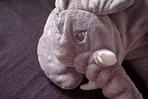 Ybee Baby Kids Long Nose Elephant Doll Soft Plush Stuff