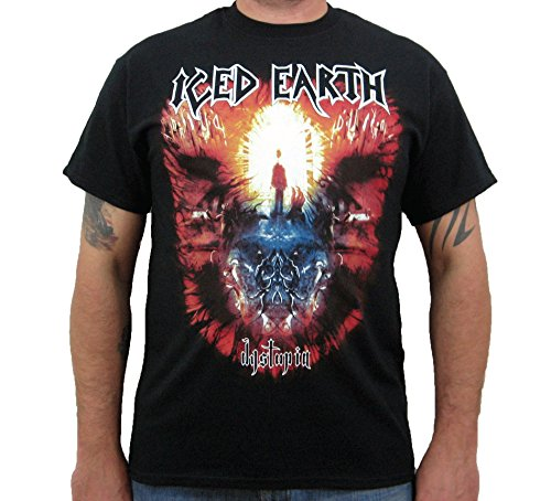 iced earth shirt - 2