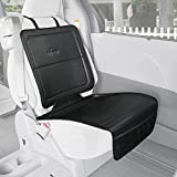 Chicco Universal Car Seat Protector Undermat Infant Safety Liner for Leather Interior Black