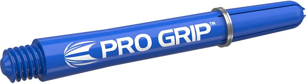 Target Darts Juego de 3 Ejes de Dardos Pro Grip 22,8 cm