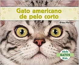 Gato Americano de Pelo Corto (American Shorthair Cats) (Spanish Version) (Gatos/ Cats) (Spanish Edition) (Spanish) Library Binding – September 1, 2017