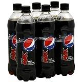 Pepsi Cola, 16.9 Fl Oz ( Pack of 2)  (Max Cola 0 Calorie)