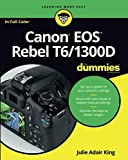 canon eos rebel t6 1300d for dummies for dummies computer tech