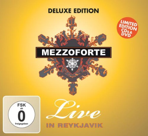 Mezzoforte - Live In Reykjavik (Deluxe Edition) - Zortam Music