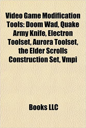 Video game modification tools: Video game level editors
