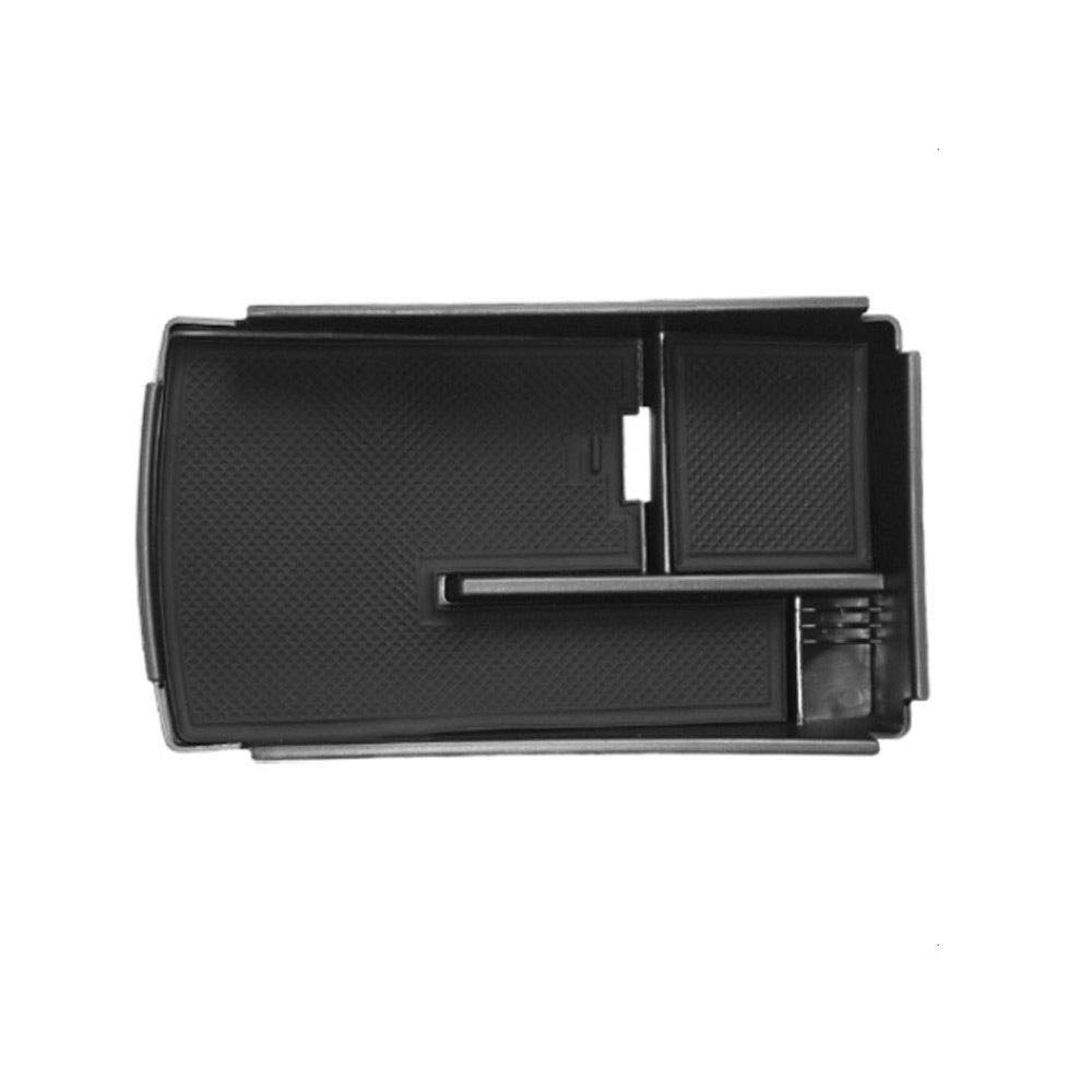 Car Interior Armrest Storage Box Console Central Container Phone Glove Tray Holder For VW CC For Passat B6 B7,For Magotan B6 B7