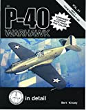 P-40 Warhawk in detail & scale, Part 1: Y1P-36 through P-40C - D&S Vol. 61