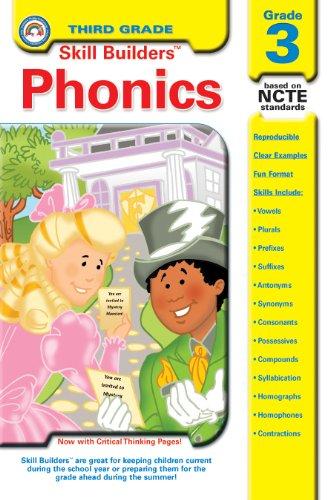 Download Phonics, Grade 3 (Skill Builders™) ebook