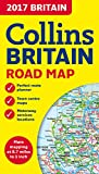 2017 Collins Britain Road Map