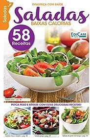 Emagreça Com Saúde Ed. 6 - Saladas Baixas Calorias