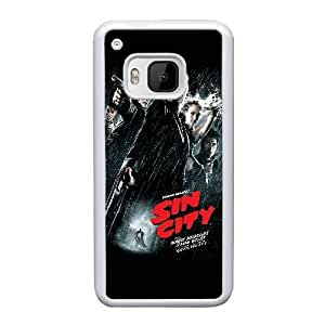 Unique Design Cases HTC One M9 Cell Phone Case White sin city movie Nqjhp Printed Cover Protector