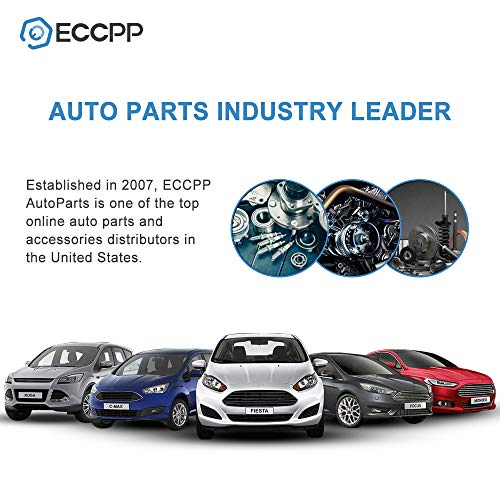 ECCPP New Water Pump for 2003-2012 Ford Super Duty Lincoln V8 4.6L 5.4L