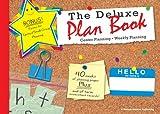 Carson Dellosa The Deluxe Plan Book Record/Plan Book (104438)