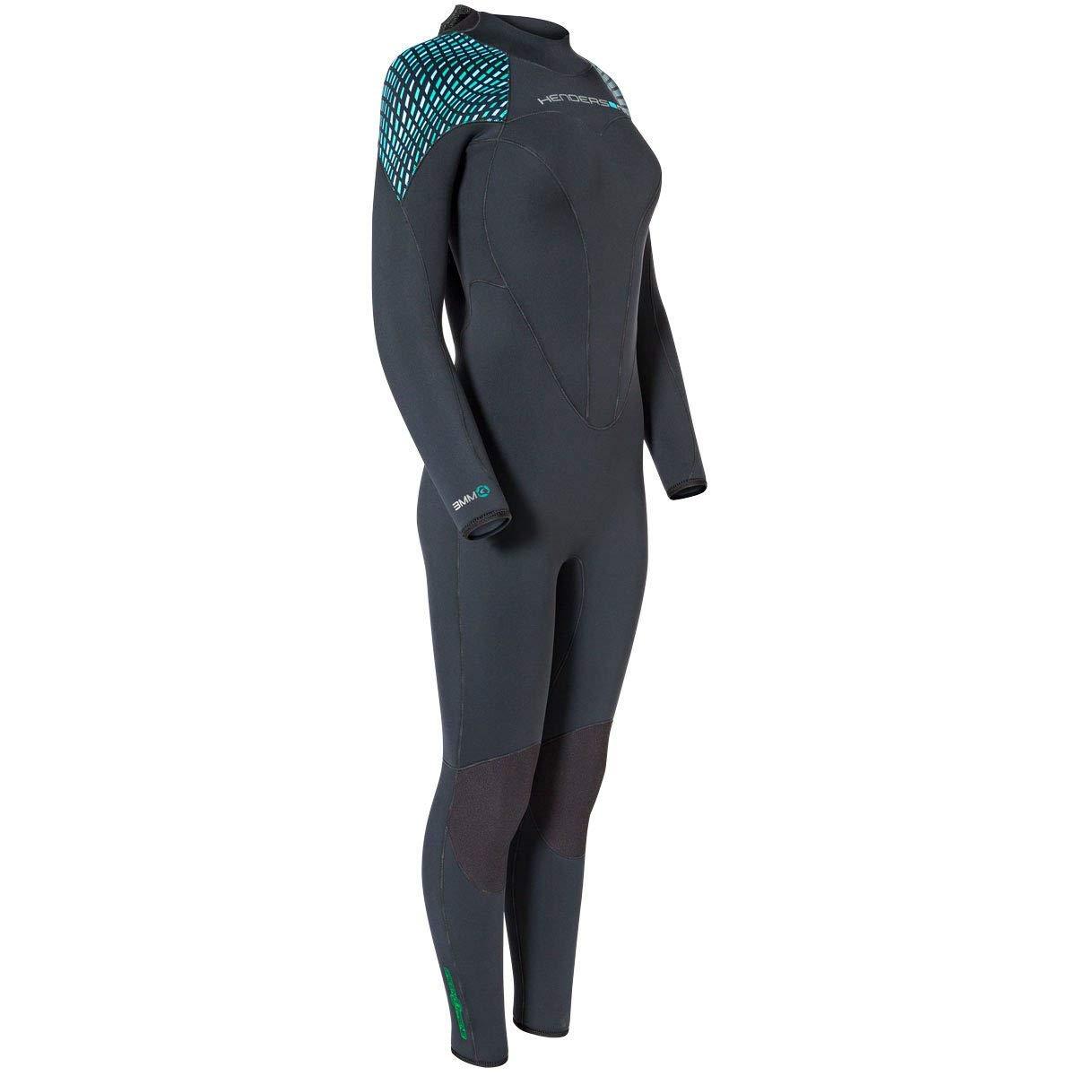 Henderson Womens 3mm Greenprene Back Zip Full Wetsuit