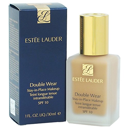 Double Wear Stay-In-Place Makeup SPF 10 – # 4 Pebble (3C2) – All Skin Types by Estee Lauder for Women – 1 oz Makeup