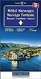 Carte routière : Norvège Centrale, III