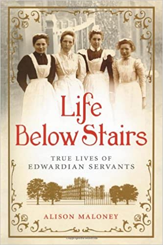 Image result for life below stairs book